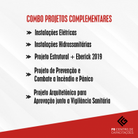 Combo Projetos Complementares